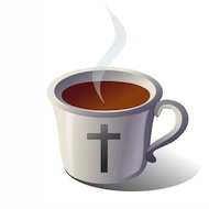 Hot Cup of Ministry logo.